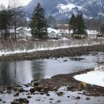 Tokkeåi nedtappet vinter 2010