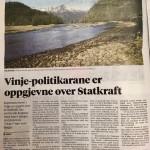 Fra Vest-Telemark blad